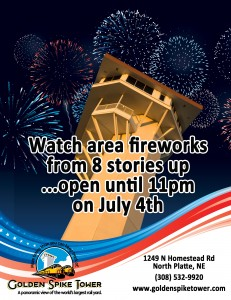 Fireworks Viewing